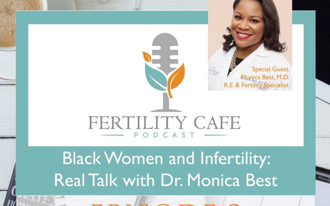 Episode 03. Black Women and Infertility: Real Talk with Dr. Monica Best