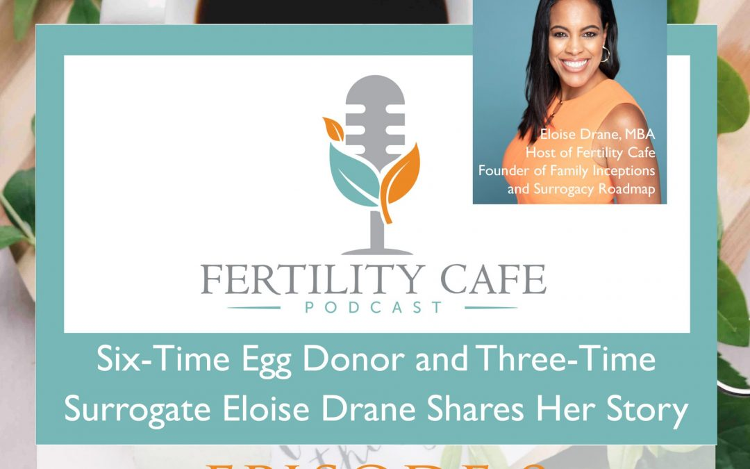 Episode 08. Six-Time Egg Donor and Three-Time Surrogate Eloise Drane Shares Her Story