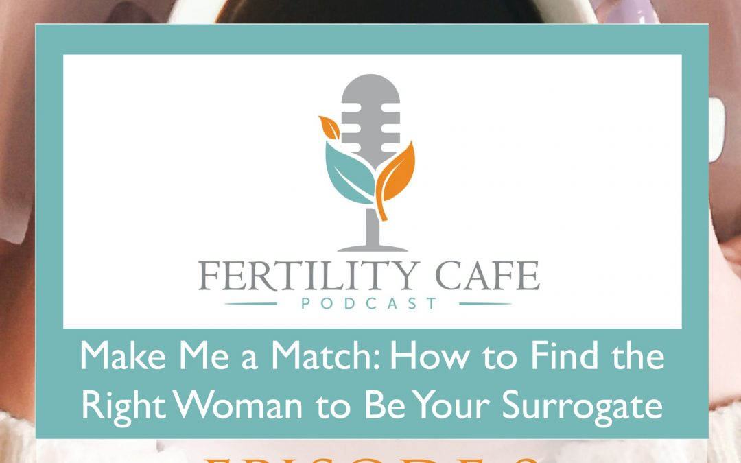 Episode 09. Make Me a Match: How to Find the Right Woman to Be Your Surrogate