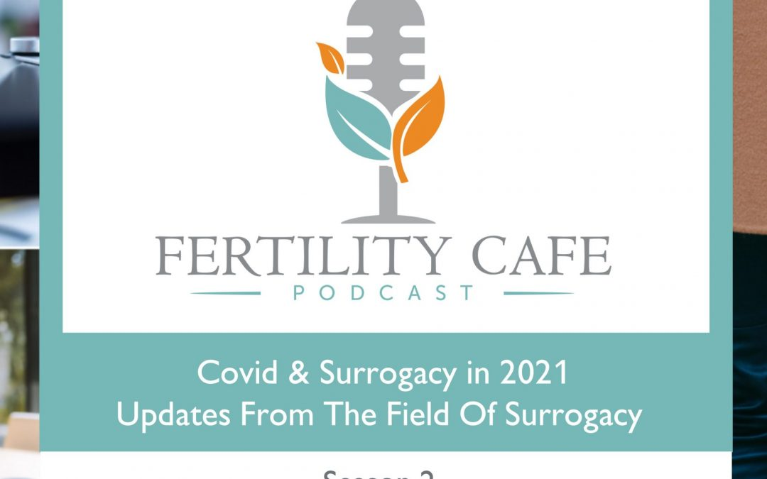 Ep 21 | COVID & Surrogacy in 2021: Updates From The Field Of Surrogacy