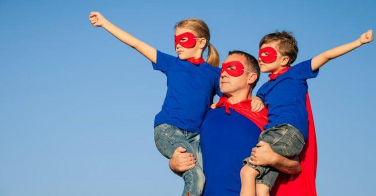 Being a Super Parent Doesn't Require Super Genes