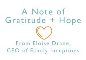 a note of gratitude eloise drane family inceptions
